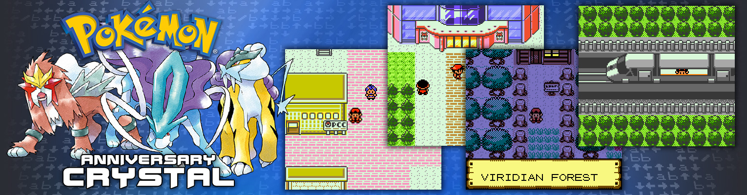 Twitch Plays Pokemon Developers - Anniversary Crystal