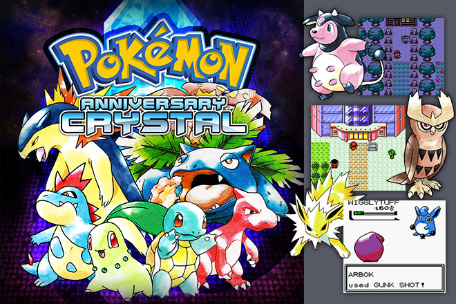 how you can take benefit out of pokemon crystal version